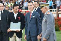 يتمتع ولي عهد المغرب بشخصية قوية وحازمة ويصفه المحيطين به بأنه «شديد الذكاء»