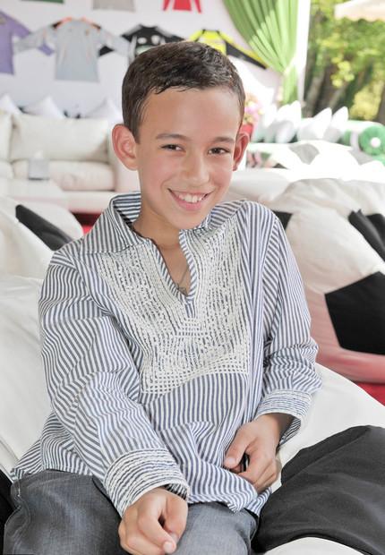 ولد الحسن بن محمد في 8 مايو عام 2003 كأول أبناء الملك محمد السادس ملك المغرب، تم تسميته على اسم جده الملك «الحسن الثاني» ويشتهر باسم مولاي «الحسن الثالث»