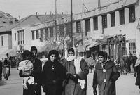 نساء أفغانيات في فترة الستينيات