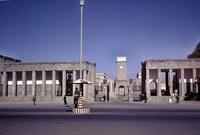 فتم بناء الأبنية الحديثة والمرتفعة بجانب بناء بنية تحتية جديدة ومتطورة في كابل