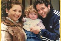 أنجبت من سيف الدين السبيعي ابنتها دهب عام 2006 لكنها انفصلت عنه عام 2012 بعد زيجة استمرت 10 أعوام كاملة
