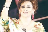 طلب الرئيس الأسبق جمال عبد الناصر، إضافة مقطع لها في أغنية «الوطن الأكبر»