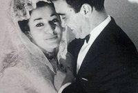 تزوجت مرتين، الأولي تلبية لرغبة أسرتها من  جمال قصري وهو دبلوماسي جزائري وأنجبت منه وداد ورياض، وابتعدت عن الفن
