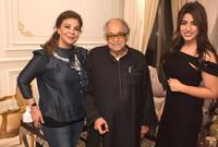 """تزوج الشيخ """"صالح"""" من الفنانة المصرية """"صفاء أبو السعود"""" في ثمانينيات وأنجب  منها ثلاثة بنات وهن """"هديل وأصيل ونضير"""" وله أبناء أيضا من زواج سابق"""