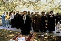 """والتي كان محورها من وجهة نظره """"محاربة الإسلام"""" وتحويل إيران من دولة ذات مرجعية دينية إلى دولة علمانية"""
