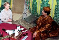 تم تجميد أصول القذافي وعائلته، وأصدرت المحكمة مذكرات توقيف ضده هو وابنه