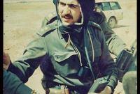 التحق بكلية الهندسة المدنية عام 1979 وأنهى دراسته عام 1984 لينتسب بعدها في القوات المسلحة
