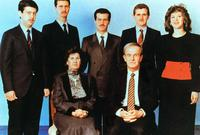 تم استدعاء بشار الأسد من بريطانيا وإخباره بأنه من سيخلف أباه بعد وفاة باسل الأسد، وأنه سيتم تجهيزه خلال الفترة القادمة لكي يكون مُعدًا لهذا المنصب