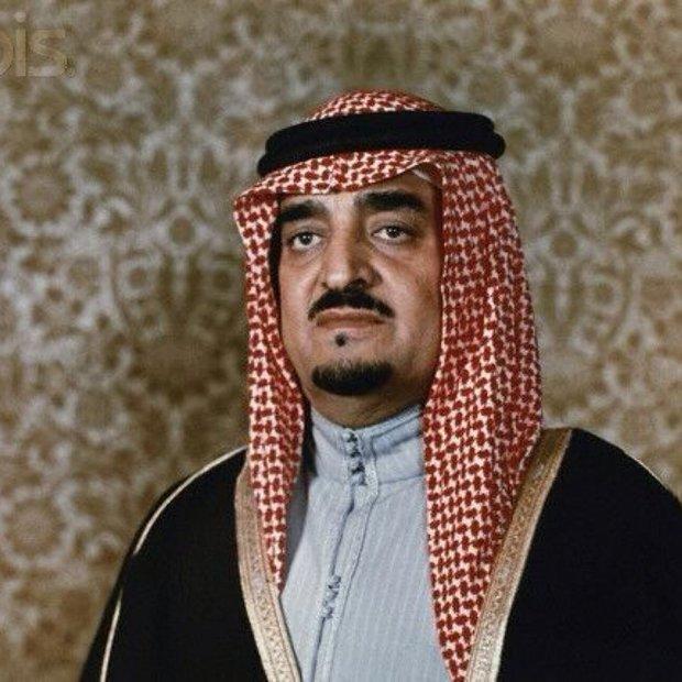الملك فهد هو الابن التاسع من أبناء الملك عبد العزيز الذكور