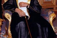 بقي الملك فهد في الحكم حتى عام 2005