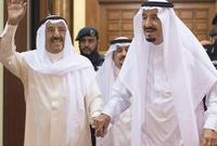 ونجح في حشد الدعم الدوله للكويت التي نجحت في النهاية في طرد العراق واسترداد سيادتها كاملة