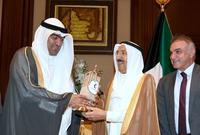 تولى رئاسة الكويت في 29 يناير عام 2006 خلفًا للأمير سعد العبد الله السالم الصباح الذي تنازل عن الحكم لظروفه الصحية