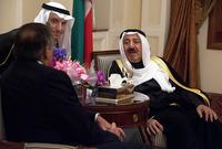 تولى الحكم بعد مبايعته بالتزكية كأمير للكويت وبايعه أعضاء مجلس الأمة بالإجماع
