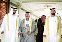 ليصبح ثالث أمير كويتي يؤدي اليمين الدستورية أمام مجلس الأمة
