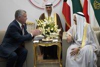 فلم تشهد الكويت في عهده أي أزمة مع أي دولة سواء كانت عربية أو أجنبية