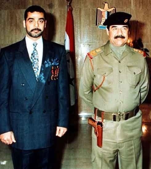 ولد عدي في 18 يونيو عام 1964 وهو الابن الأكبر للرئيس العراقي السابق صدام حسين من زوجته الأولى ساجدة طلفاح