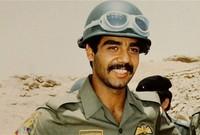 عثرت عليه القوات العراقية بعد إبلاغ أحد المواطنين عنهم بعد الإعلان عن مكافأة ضخمة لمن يدلي بمكانه قُدرت بـ 15 مليون دولار فأرشد عن مكانهما للقوات الأمريكية