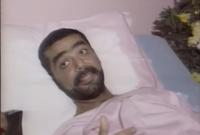 كان التشخيص الأول إصابته بحالة شلل إلا أنه تعافى في النهاية