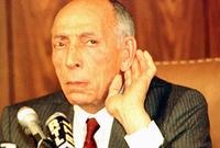 بعد 6 أشهر فقط من توليه زمام الحكم تم اغتياله في 29 يونيو عام 1992 رميًا بالرصاص