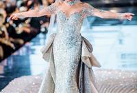 في 2018 شاركت نيكول سابا في عرض أزياء للمصمم المصري هاني البحيري وارتدت نيكول فيه الفستان الرئيسي في العرض والذي كان مرصعًا بالألماس وبلغت تكلفته 200 مليون جنيه