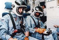 وانطلقت الرحلة في 17 يونيو عام 1985 واستمرت لمدة ثمانية أيام
