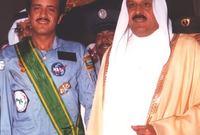 منحته وكالة ناسا ميداليّة الريادة وتمّ استقبالهم بحفل اهتمّ به التلفزيون والصحافة السعوديّ