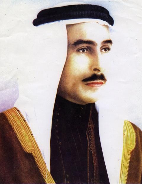 طلال بن عبد الله بن حسين الهاشمي من مواليد مكة - 26 فبراير عام 1909 م
