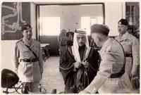 تولى العرش بعد اغتيال والده الملك عبد الله في القدس، في عملية نجى منها ابنه الأكبر الأمير الحسين بأعجوبة