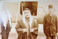 وعمل الملك طلال خلال فترة حكمه على تلطيف العلاقات المحتقنة مع مصر