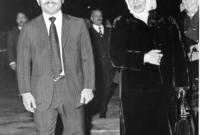 ولقبت بالملكة الأم تكريمًا لها من قبل الملك الحسين بن طلال