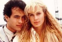 """وفي عام 1984 حصل """"هانكس"""" على دور البطولة في فيلم الرومانسي الخيالي """"Splash""""، وكان هذا الفيلم نقطة انطلاقه في عالم الشهرة"""
