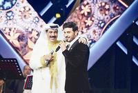 """أيضا حصل على جائزة الإبداع الفنى المتميز فى مهرجان ART عام 2010، وجائزة أفضل مطرب عربى لعام 1999 عن أغنية """"آخر حبيب"""""""