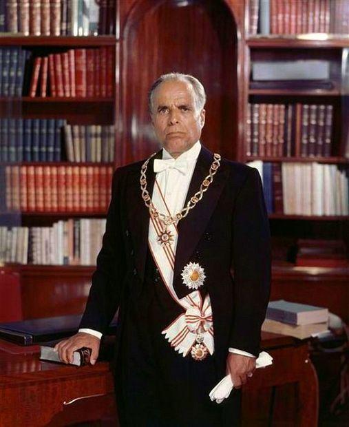 الحبيب بورقيبة الأب المؤسس وأول رئيس للجمهورية التونسية