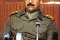 اتُهم صدام بارتكابه لجرائم حرب ضد الأكراد مات على إثرها ما يقارب الـ 100 ألف شخص بين قتيل ومُصاب كما أنه متهم بتدمير عدد كبير من القرى والمناطق الخاصة بهم