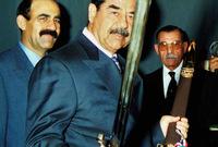 أول حاكم عربي يقوم بقصف إسرائيل بصورايخ حربية خلال حرب الخليج الثانية عام 1991 لكن إسرائيل لم تقم بالرد حتى لا تشتعل الحرب