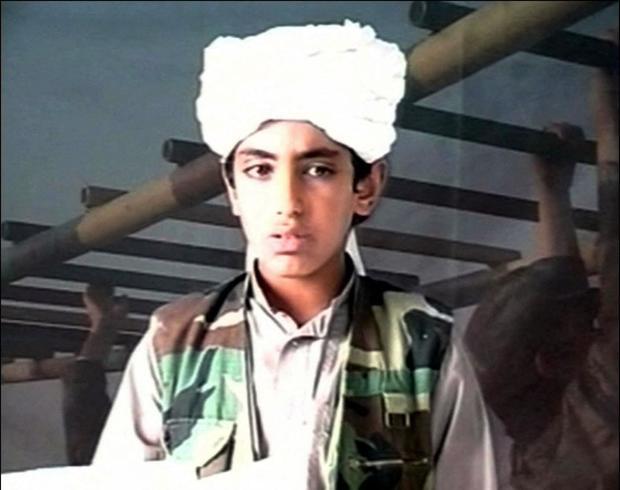 حمزة بن لادن من مواليد عام 1989،