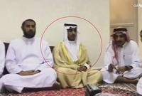 حمزة هو ابن خيرية صابر إحدى زوجات أسامة بن لادن الثلاثة، وهي لا تزال على قيد الحياة