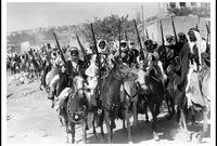 رأى الملك عبد العزيز بعد استتاب الأمور وانتهاء جميع الصراعات في نجد والحجاز أن يحول حلمه الأكبر إلى واقع ألا وهو توحيد جميع أراضي نجد والحجاز وحائل والأحساء تحت مُسمى دولة جديدة ليؤسسها في 23 سبتمبر1932 وهي «المملكة العربية السعودية»