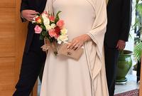 وارتدته ميجان ماركل خلال زيارتها الأخيرة للمغرب