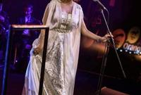 ارتدت أنغام القفطان المغربي في عدة مناسبات كما أحيت به بعض حفلاتها الغنائية