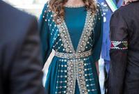 الملكة رانيا زوجة الملك عبد الله ملك الأردن