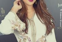 الإعلامية المغربية الشهيرة مريم سعيد