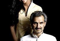 تزوجت من الأمير الوليد بن طلال آل سعود عام 2008 ودفع لها مهرًا قيمته 25 مليون ريال سعودي
