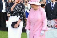 أبرزها الملكة إليزابيث ملكة بريطانيا والأمير فيليب ولي عهد بريطانيا