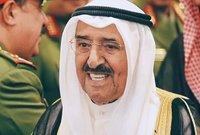 أبرز حدث تعرض له خلال فترة توليه الوزارة هي غزو العراق للكويت عام 1990
