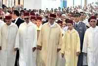 لا يمكن للحسن الثالث أن يتولى عرش المملكة المغربية حال خُلو المنصب إلا بعد أن يتم الـ 18 عامًا