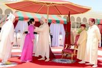 في حال تولي الحسن الثالث عرش المملكة المغربية في المستقبل خلفًا لوالده فسوف يصبح الملك رقم 19 للمملكة