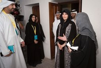 تشغل منصب نائب رئيس مجلس إدارة هيئة دبي للثقافة والفنون