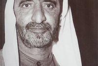 حاكم دبي - الشيخ راشد بن سعيد آل مكتوم