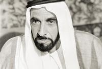 حاكم أبو ظبي - الشيخ زايد بن سلطان آل نهيان أول من نادى بالاتحاد